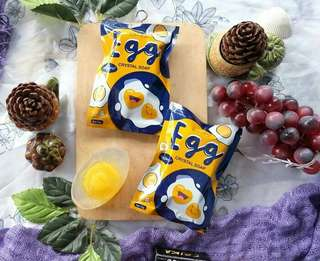 Egg crystal soap by skinest Thailand