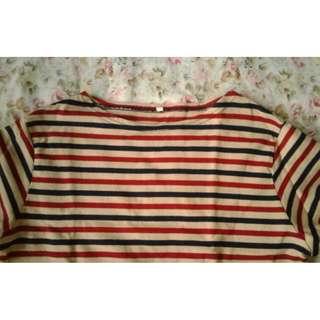 Stripes Longsleeve Top