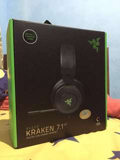 RAZER Kraken 7.1 v2 Digital USB Gaming Headset