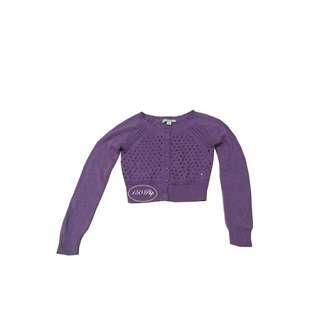 Adam Levine Crop Sweater