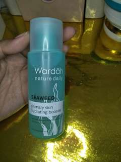 Wardah hydrating booster