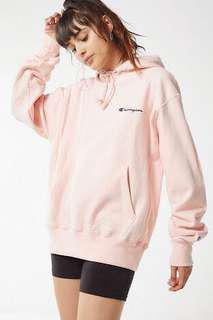 Champion blush hoodie