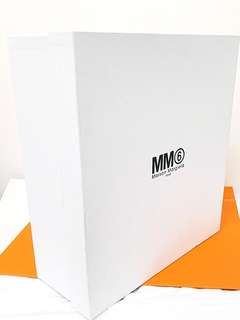 MM6 Maison Margiela Boot Box