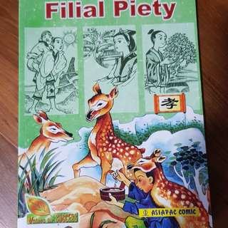Stories of Filial Piety