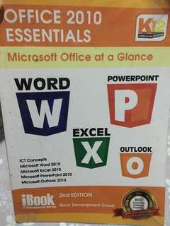 Office 2010 Essentials Gr 7