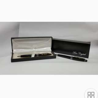 Exclusive Fine Crystal Pen in Box Perfect Gift