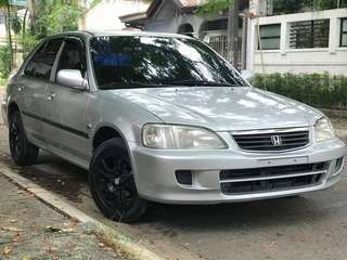 Honda City Type Z AT