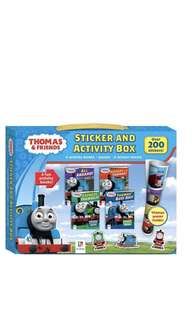 Thomas & Friends stickers And activity book set