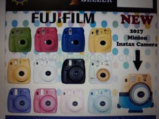 🚚 Instax camera + Free Gift / 1 Plain Film
