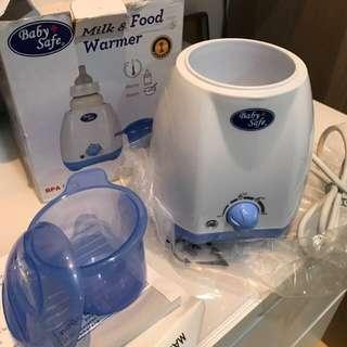 #diskonnih Milk & food Warmer by Baby Safe bpa free