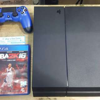 Ps4 phat Latest Version For Swap To Nintendo Switch with games :) Price still negotiable