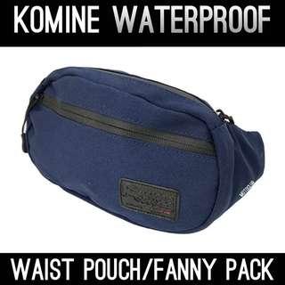 Komine WATERPROOF Pouch | Navy