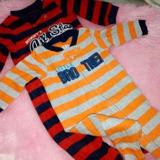 Preloved Frogsuit for baby boy