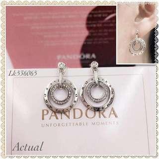 Pandora 92.5 earrings