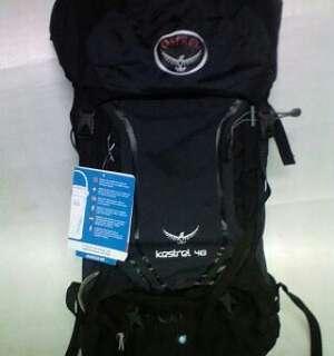 Osprey kestrel 48 torso M/L