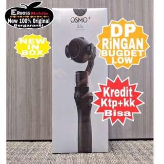 DJI OSMO+ Handheld Kamera Cash/kredit Promo ditoko ktp+kk bisa Call/Wa;081905288895