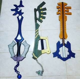 Keyblade from Kingdom Hearts BBS