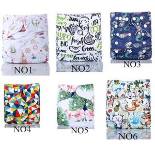 Preorder Microfiber Cloth Diapers & Inserts