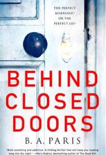 Behind Closed Doors (E-Book) by B.A.Paris