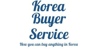 KOREA BUYING SERVICE (16/8-23/8)