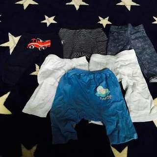 Combination pants