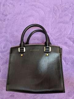 Charles & Keith Woman Handbag