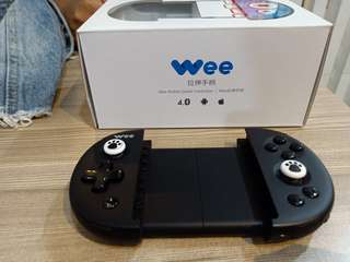 🚚 Wee controller mobile game