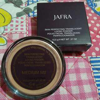 Loose Powder Jafra Medium