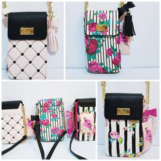 Betsey Johnson Wallet on strings