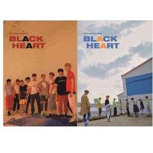 [GO] UNB 2nd Mini Album : Black Heart