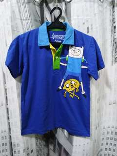 Adventure Time Polo Shirt