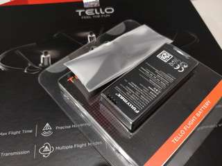 DJI Tello Battery & Propellers (ORI & NEW)