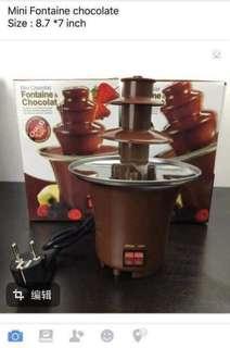 #030 Mini Chocolate Fountain