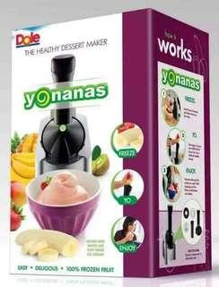 #030 Yonanas Ice Cream maker