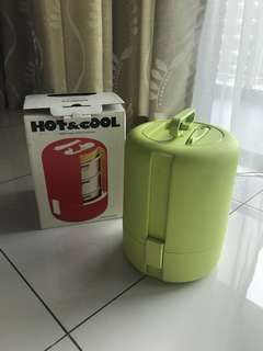 Hot & Cool Food Container