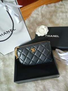 Chanel Card/Coin Pouch