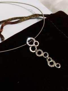 My Jewelry 18k白金吊咀(不連鏈)