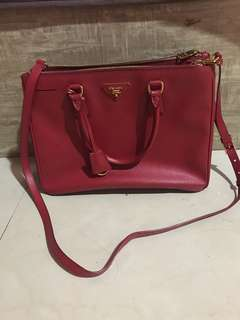 Authentics Prada handbag