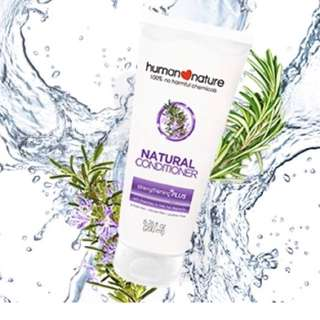 Human Nature Conditioner - Strengthening Plus