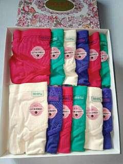 Spandex Cotton Soen Panty
