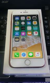 iphone 7 128gb red colour secondhand