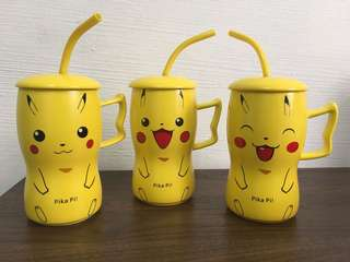 Couple Cups pikachu