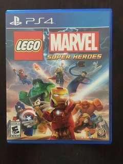 Lego Marvel Super Heroes PS4
