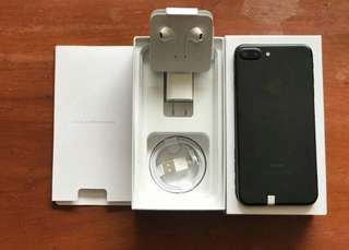 FORSALE IPHONE 7PLUS 32GB ROSEGOLD and MATTEBLACK AVAILABLE FACTORY UNLOCKED
