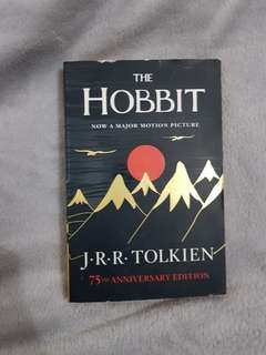 The Hobbit by J R R Tolkien (75th Anniversary Edition)