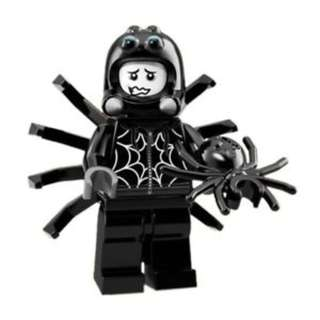 LEGO Minifigures Series 18 - Spider Suit Boy