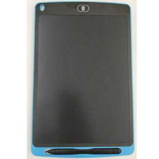 """*New* LCD Writing Tablet - [10""""] [Blue Cover]"""