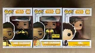 SW: Lando Calrissian / Val