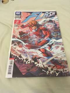 Flash 41 Rebirth Variant