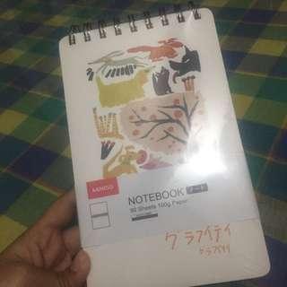 Miniso Notebook - #kanopixcarousell